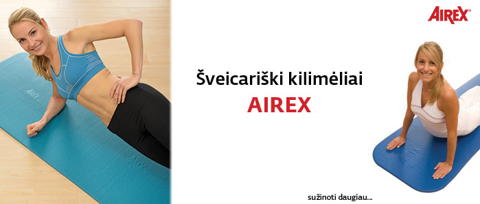 Airex kilimėliai