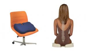 Sėdėjimo pagalvėlės 3in1