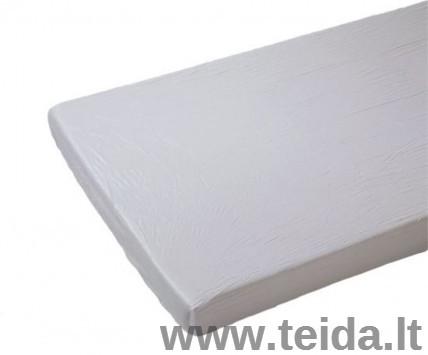 Drėgmės nepraleidžianti paklodė su guma 140cmx200cm