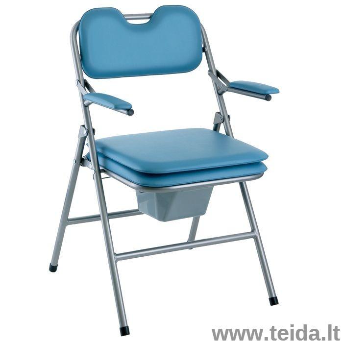 Sulankstoma tualeto kėdė INVACARE H407