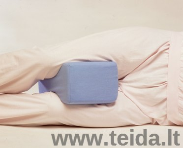 Kojas skirianti pagalvėlė