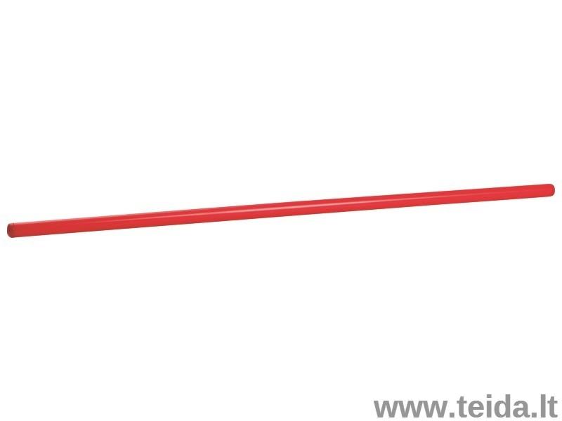 Plastikinė lazdelė mankštai, 1 m