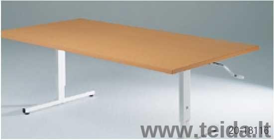 Ergoterapijos stalas 165x100 cm