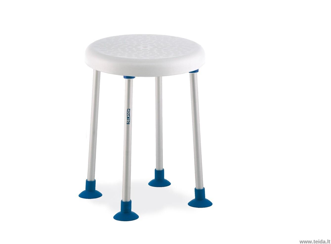Apvali dušo kėdė Aquatec® Dot55