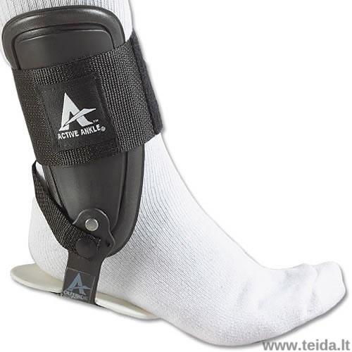 Čiurnos įtvaras Active Ankle, S dydis