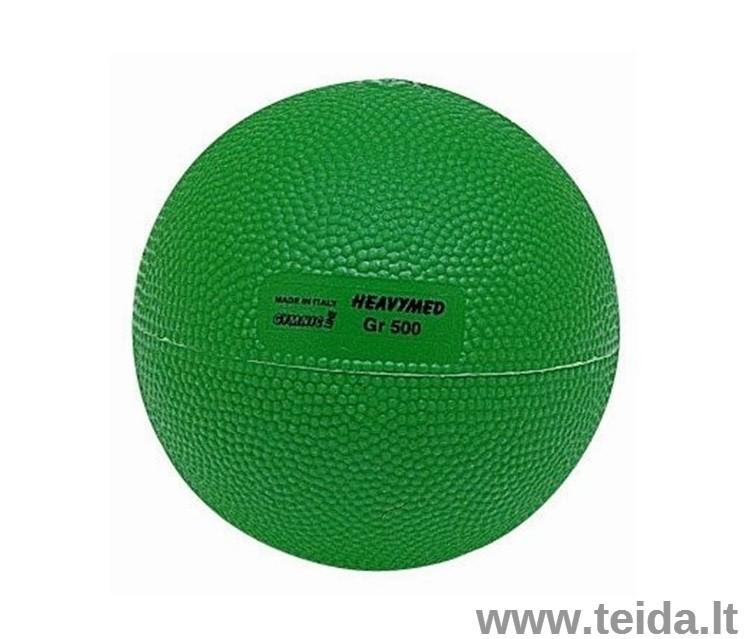 Pasunkintas kamuolys Heavymed 0,5 kg