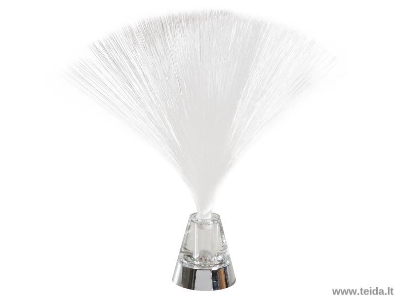 Šviesos skaidulų pluošto lempa