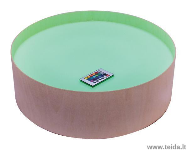 Šviečiantis stalas