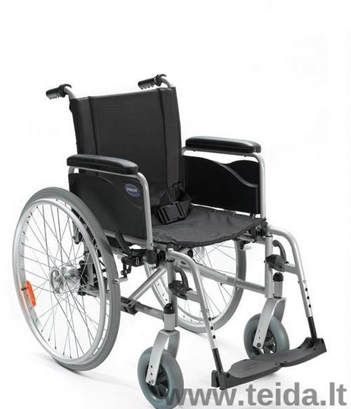 Neįgaliojo vežimėlis INVACARE Action 1NG, 45 cm