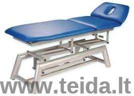 Elektrinis 3-jų dalių masažo (terapinis) stalas Beryl