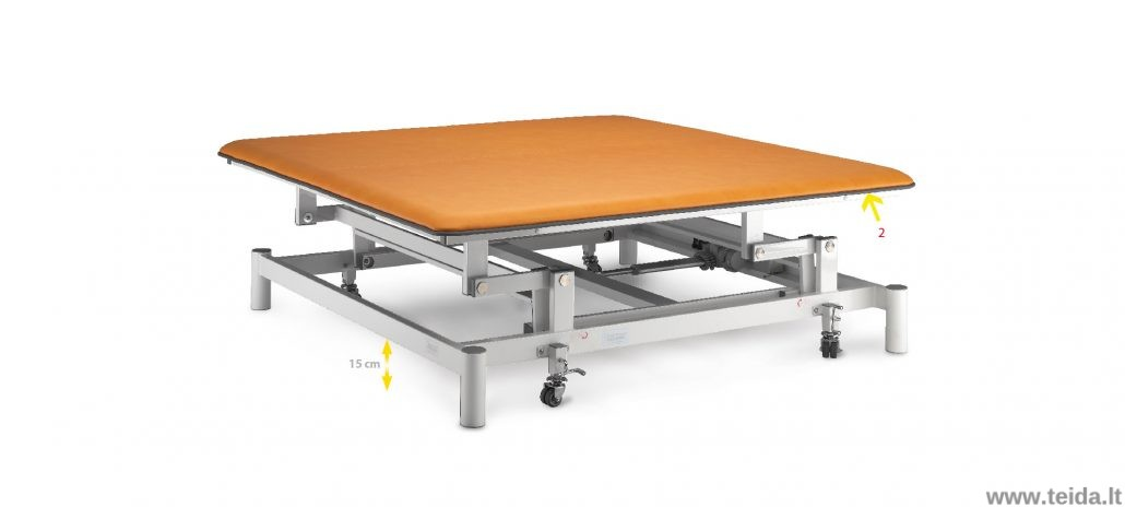 Elektrinis masažo (terapinis) stalas Bobath Gran Comfort