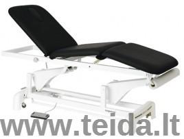 Elektrinis 3-jų dalių masažo (terapinis) stalas C3525M66