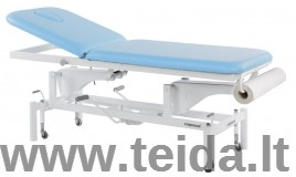 Hidraulinis 2-jų dalių masažo (terapinis) stalas C3741