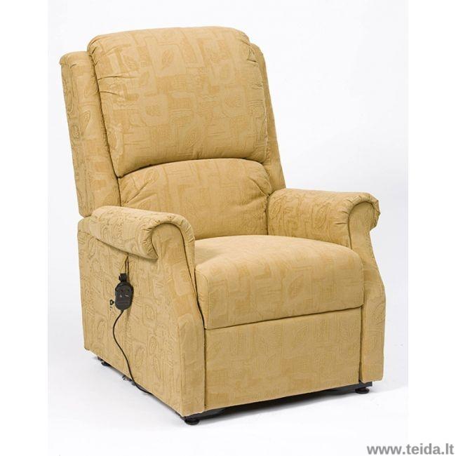 Multifunkcinis fotelis – lengvesniam atsistojimui ir atsisėdimui