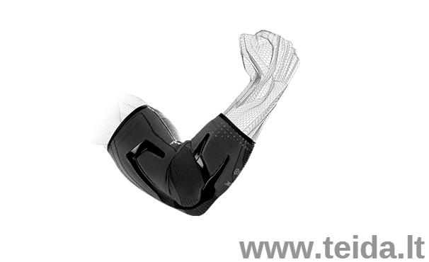 COMPEX alkūnės įtvaras Trizone Arm, XL dydis