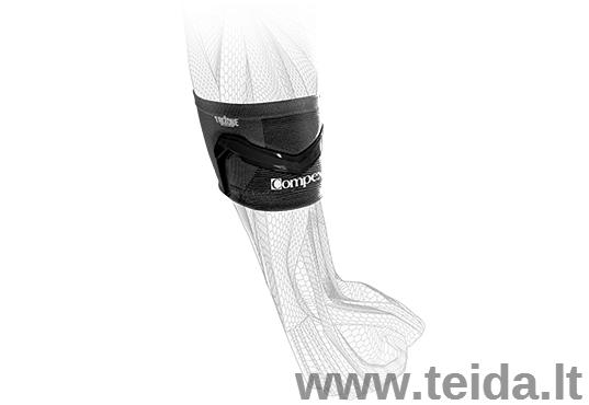 COMPEX alkūnės įtvaras Trizone Tennis/Golf,  L dydis