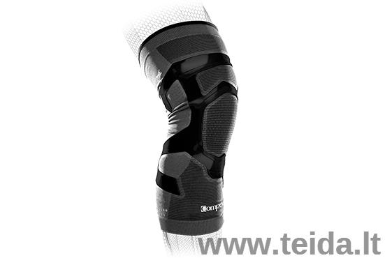 COMPEX kelio įtvaras Trizone Knee, M dydis, dešinei kojai