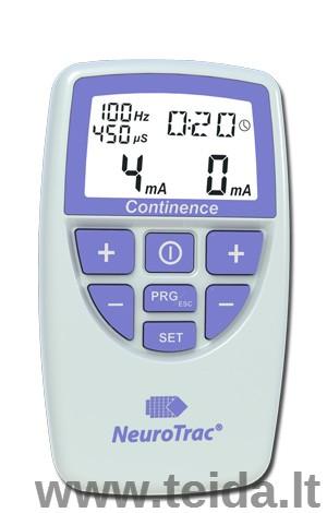 Elektrostimuliacijos aparatas NeuroTrac CONTINENCE