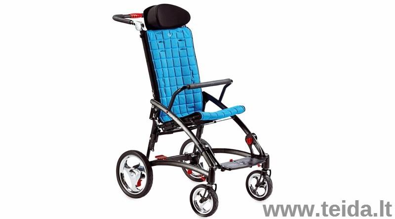 Palydovo valdomas vežimėlis R82 Cricket