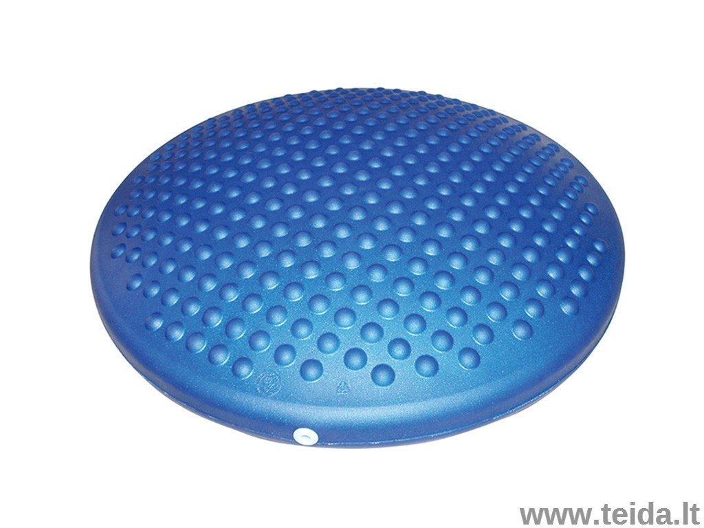 Apvali pusiausvyros pagalvėlė Disc'oSit