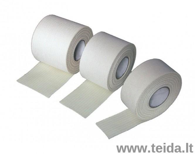 Dream®K, sportinis teipas, baltas, 2,5 cm x10 m
