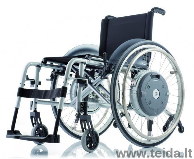 Elektriniai vežimėlio ratai e-motion® M15