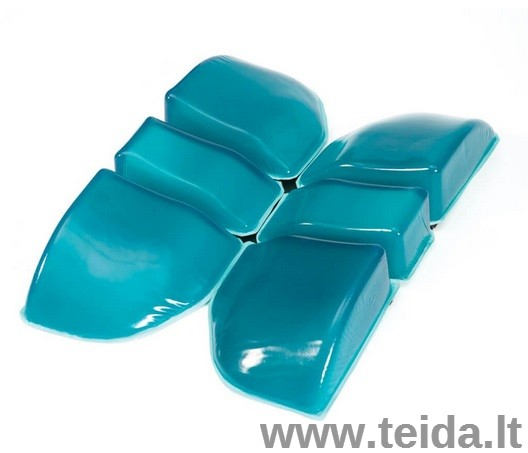 Pozicionavimo ant pilvo pagalvėlė Oasis Elite, 610 x 530 x 130mm