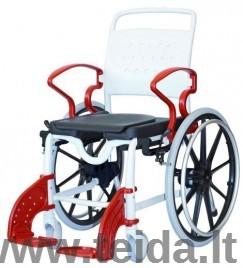 Dušo - tualeto vežimėlis Genf
