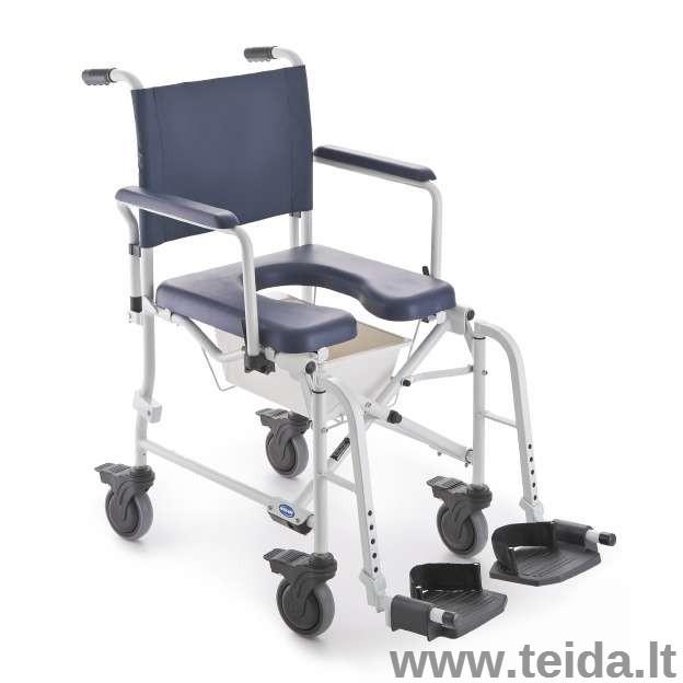 Dušo-tualeto vežimėlis INVACARE Lima