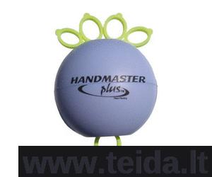 Rankos treniruoklis Handmaster Plus, mėlynas