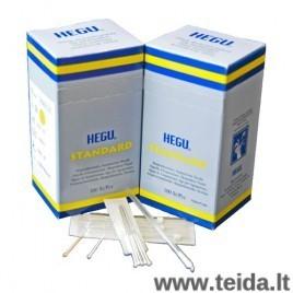 Akupunktūros adatos HEGU Standart, 0,4 x 50 mm