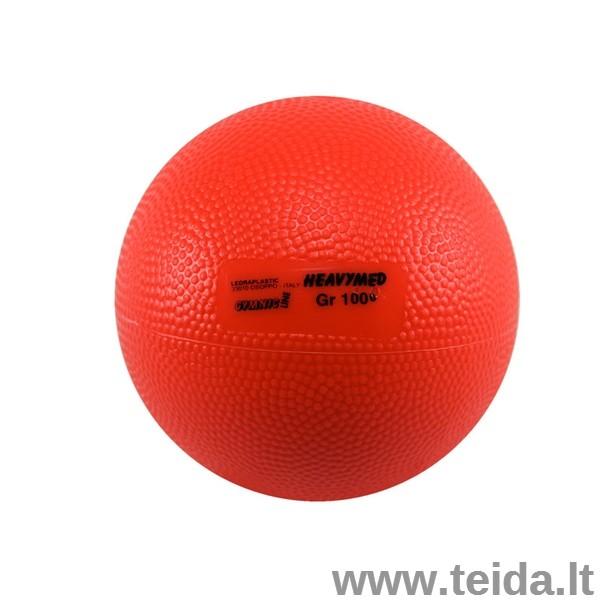 Pasunkintas kamuolys Heavymed 1 kg