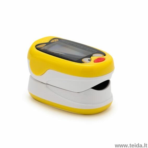 Vaikiškas pulsoksimetras