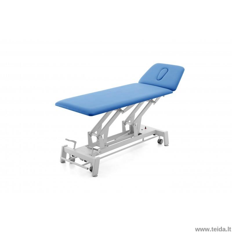 Elektrinis 2-jų dalių terapinis stalas
