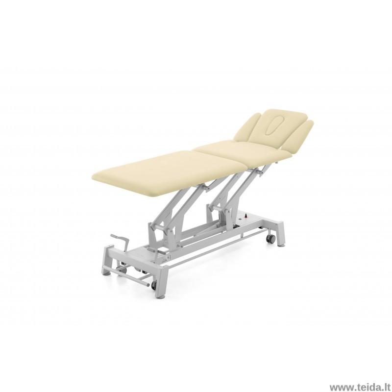 Elektrinis 5 sekcijų masažo ir terapijos stalas