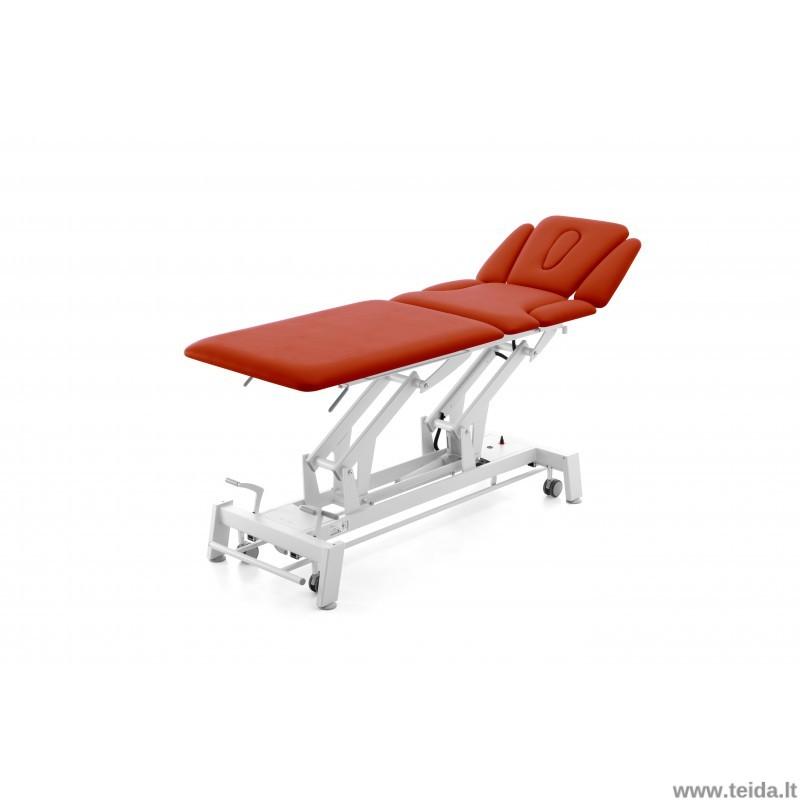 Elektrinis 7 dalių masažo ir terapijos stalas