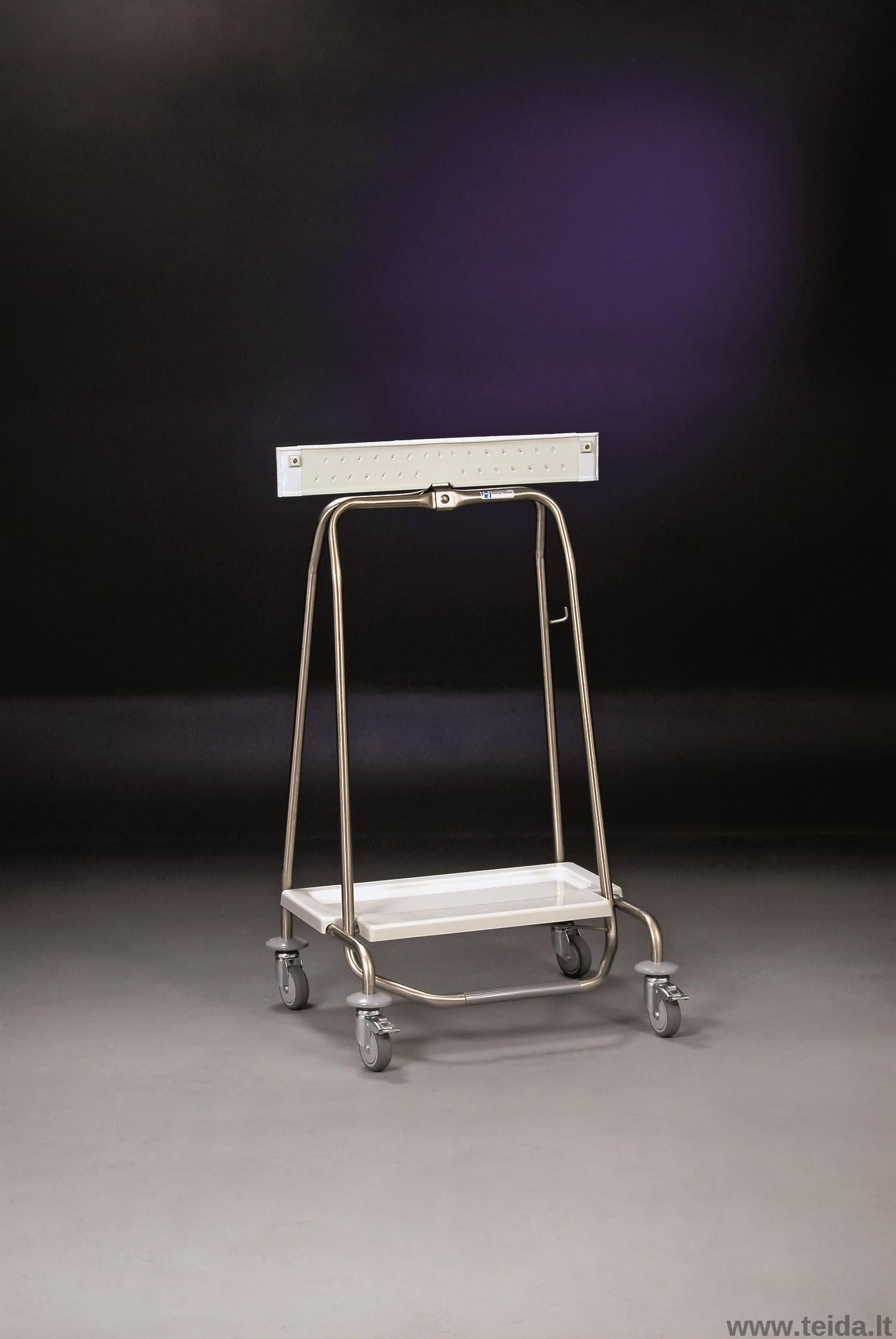 Atliekų surinkimo vežimėlis, mod. MS71