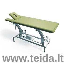 Hidraulinis 4-ių dalių masažo stalas