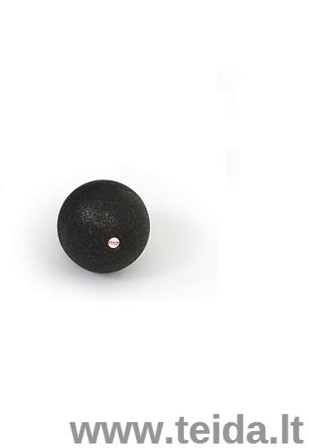 SISSEL® Myofascia kamuoliukas, 8 cm, juodos spalvos