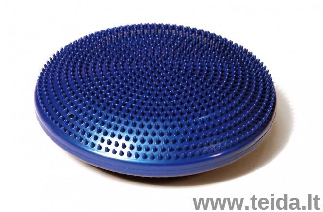 SISSEL® Balance Fit  pusiausvyros pagalvėlė, mėlyna