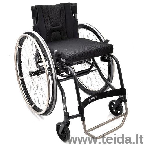 Aktyvaus tipo vežimėlis PANTHERA S3 short