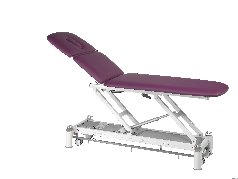 3-jų dalių elektrinis masažo stalas PICASSO XL SUITE
