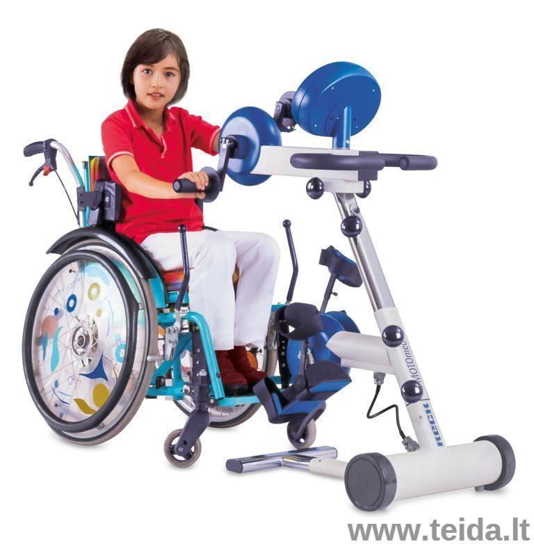 Rankų-kojų treniruoklis vaikams MOTOmed GRACILE 12