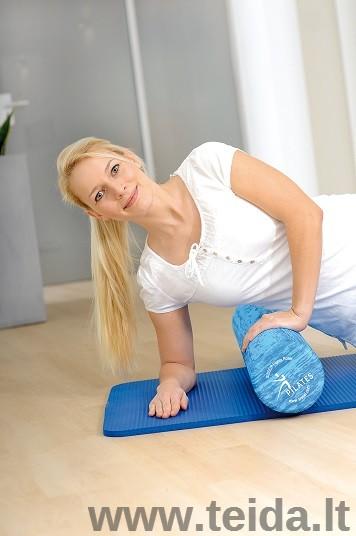 SISSEL® Pilates Roller Pro Soft volas,  90 cm