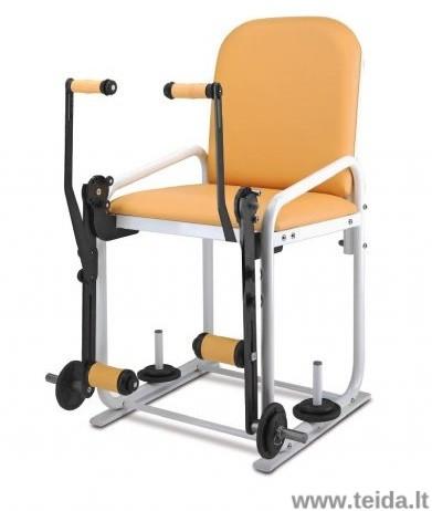 Kėdė – treniruoklis Qbench