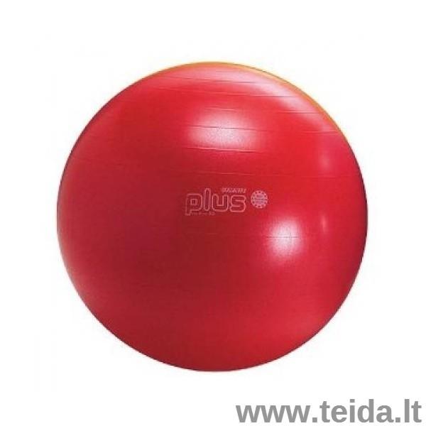 Gymnic Classic Plus kamuolys 55 raudonas