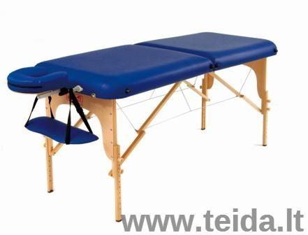 Sulankstomas masažo (terapinis) stalas SISSEL® Robust