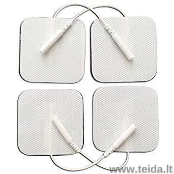 Elektrodas 5x5 cm, 1 vnt