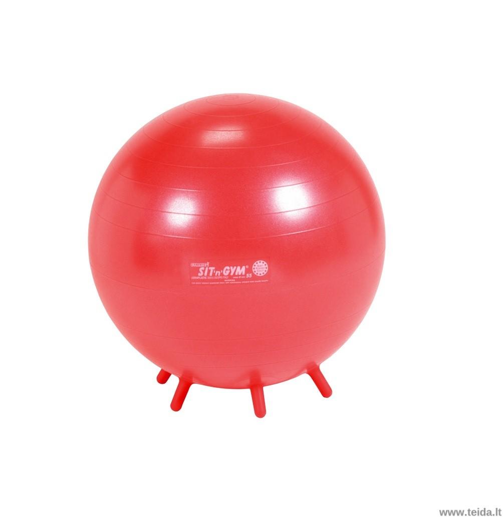 Sėdėjimo kamuolys 55 cm