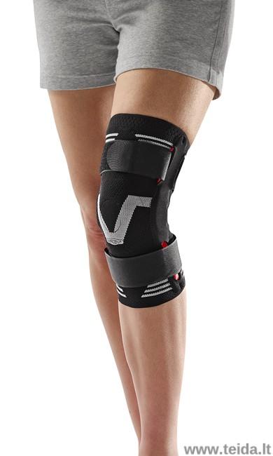 STABILAX elastinis kelio įtvaras su šoniniais sutvirtinimais, 4 dydis